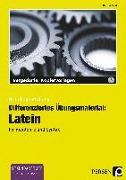 Cover-Bild zu Differenziertes Übungsmaterial: Latein von Bartl, Florian