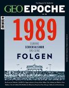 Cover-Bild zu 1989 - Europas Schicksalsjahr und seine Folgen mit DVD