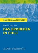 Cover-Bild zu Das Erdbeben in Chili von Heinrich von Kleist von Kleist, Heinrich von