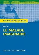 Cover-Bild zu Le Malade imaginaire - Der eingebildete Kranke von Molière von Molière