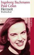 Cover-Bild zu Herzzeit von Bachmann, Ingeborg