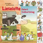 Cover-Bild zu Lieselotte feiert Geburtstag von Steffensmeier, Alexander