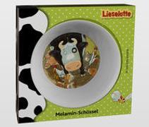 Cover-Bild zu Lieselotte Melaminschüssel von Steffensmeier, Alexander