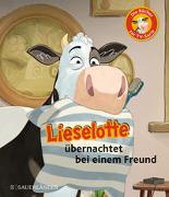Cover-Bild zu Lieselotte übernachtet bei einem Freund von Steffensmeier, Alexander