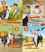 Cover-Bild zu Lieselotte TV Minis 4er-Set. Die Bücher zur Serie