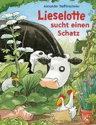 Cover-Bild zu Lieselotte sucht einen Schatz von Steffensmeier, Alexander