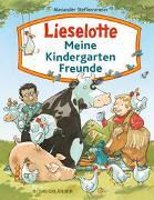 Cover-Bild zu Lieselotte - Meine Kindergartenfreunde von Steffensmeier, Alexander