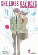Cover-Bild zu She likes gay boys but not me 1 von Asahara, Naoto