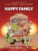 Cover-Bild zu Spirou und Fantasio Spezial 35: Happy Family von Legendre, Marc