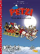 Cover-Bild zu Petzi - Der Comic 3: Petzis Weihnachtsreise von Capezzone, Thierry