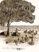 Cover-Bild zu Aristoteles - Die Graphic Novel von Apostolidis, Tassos