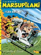 Cover-Bild zu Marsupilami 26: Huba Banana von Yann