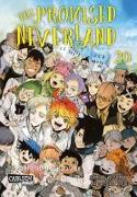 Cover-Bild zu The Promised Neverland 20 von Shirai, Kaiu