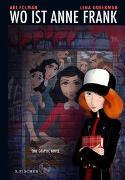 Cover-Bild zu Wo ist Anne Frank - Eine Graphic Novel von Folman, Ari