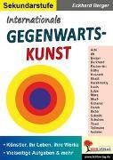 Cover-Bild zu Internationale Gegenwartskunst (eBook) von Berger, Eckhard