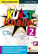 Cover-Bild zu KUNSTKNALLER / Band 2 (eBook) von Berger, Eckhard