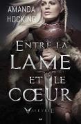Cover-Bild zu Entre la lame et le coeur (eBook) von Amanda Hocking, Hocking