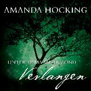 Cover-Bild zu Unter dem Vampirmond - Verlangen (Audio Download) von Hocking, Amanda