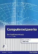 Cover-Bild zu Computernetzwerke von Kurose, James F.