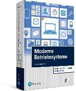 Cover-Bild zu Moderne Betriebssysteme von Tanenbaum, Andrew S.