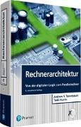 Cover-Bild zu Rechnerarchitektur von Tanenbaum, Andrew S.