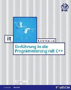 Cover-Bild zu Einführung in die Programmierung mit C++ von Stroustrup, Bjarne