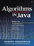 Cover-Bild zu Algorithms in Java, Parts 1-4 (eBook) von Sedgewick, Robert