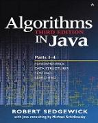 Cover-Bild zu Algorithms in Java, Parts 1-4, Portable Documents (eBook) von Sedgewick, Robert