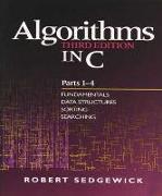 Cover-Bild zu Algorithms in C, Parts 1-4 von Sedgewick, Robert