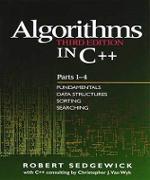 Cover-Bild zu Algorithms in C++, Parts 1-4 (eBook) von Sedgewick Robert