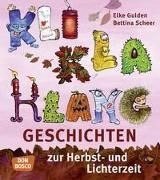 Cover-Bild zu KliKlaKlanggeschichten zur Herbst- und Lichterzeit von Gulden, Elke