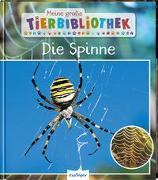 Cover-Bild zu Meine große Tierbibliothek: Die Spinne
