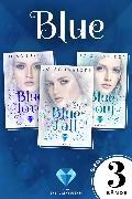 Cover-Bild zu Blue: Alle Bände der gefühlvollen Fantasy-Trilogie in einer E-Box! (Die Blue-Reihe) (eBook) von Schneider, Jo