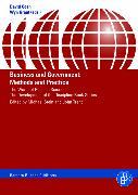 Cover-Bild zu Business and Government (eBook) von Wilson, Graham (Beitr.)