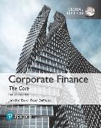 Cover-Bild zu Corporate Finance: The Core plus MyFinanceLab with Pearson eText, Global Edition von Berk, Jonathan