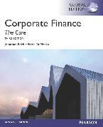 Cover-Bild zu Corporate Finance: The Core, plus MyFinanceLab with Pearson eText, Global Edition von Berk, Jonathan