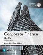 Cover-Bild zu Corporate Finance: The Core, eBook, Global Edition (eBook) von Berk, Jonathan