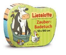 Cover-Bild zu Lieselotte Zauber-Badetuch von Steffensmeier, Alexander