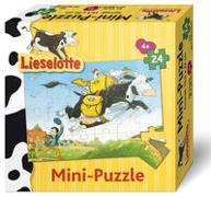 Cover-Bild zu Lieselotte Mini-Puzzle von Steffensmeier, Alexander