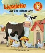 Cover-Bild zu Lieselotte und der Fuchsalarm von Krämer, Fee