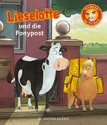 Cover-Bild zu Lieselotte und die Ponypost von Krämer, Fee