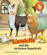 Cover-Bild zu Lieselotte und die verlorene Superkraft von Krämer, Fee
