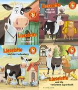 Cover-Bild zu Lieselotte TV-Minis 4er-Set. Die Bücher zur Serie (Bundle Nr. 2)
