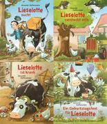 Cover-Bild zu Lieselotte Minibroschur 4er-Set von Steffensmeier, Alexander