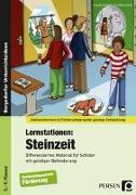 Cover-Bild zu Lernstationen: Steinzeit von Schüder, Frauke