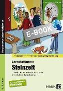 Cover-Bild zu Lernstationen: Steinzeit (eBook) von Schüder, Frauke