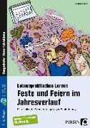 Cover-Bild zu Feste und Feiern im Jahresverlauf von Kremer, Gabriele