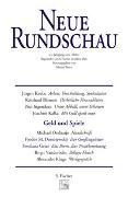 Cover-Bild zu Heft 2: Neue Rundschau 2001/2 - Neue Rundschau Ausgabe 2001 von Bauer, Martin (Hrsg.)