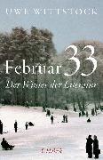 Cover-Bild zu Februar 33 (eBook) von Wittstock, Uwe