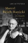 Cover-Bild zu Marcel Reich-Ranicki von Wittstock, Uwe